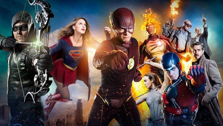 Las series de superhéroes
