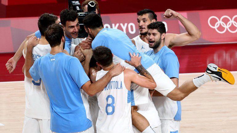 Argentina venció a Japón y clasificó a cuartos: rival, día y horario del próximo partido
