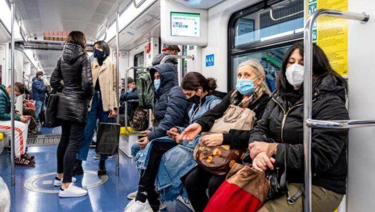 Coronavirus: Italia bate su propio récord