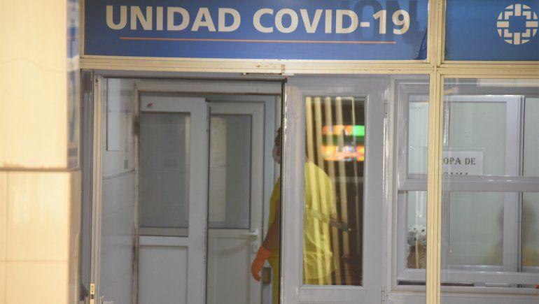 COVID: sigue bajando la ocupación de terapia intensiva