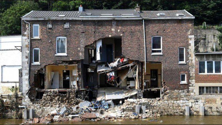 En imágenes: Alemania se enfrenta a las consecuencias de las inundaciones