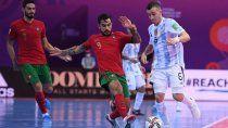 futsal: el tiro en el palo y la polemica que dejo a argentina sin la gloria