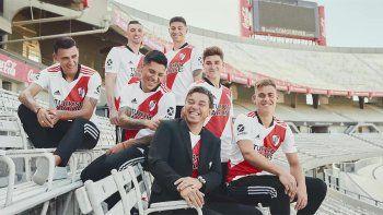 Grandeza, la campaña de Adidas con la nueva camiseta de River Plate.