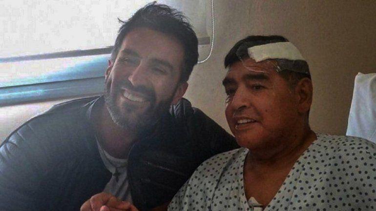 El audio de Gianinna Maradona que complica aun más a Luque