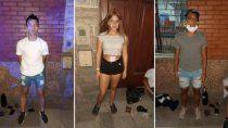 tres detenidos por el brutal crimen del policia de barracas