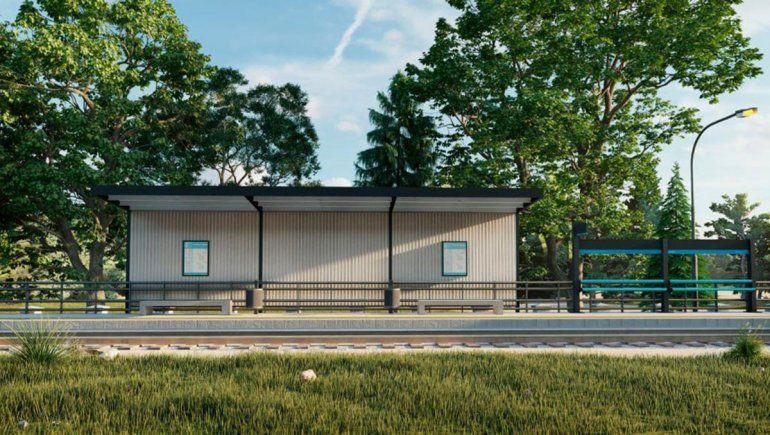 Se construirán cinco nuevos andenes del Tren del Valle.
