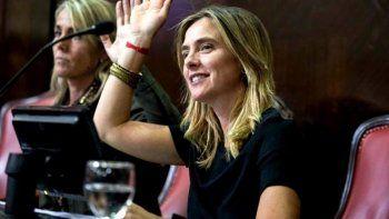 El papelón de una senadora macrista que quiso criticar a Kicillof por una medida de Vidal