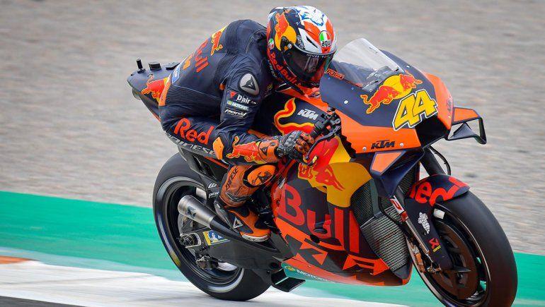 Pol Espargaró sumó su segunda pole position dentro del Moto GP.