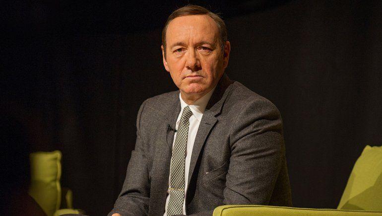 Horror: Kevin Spacey de nuevo denunciado por abuso
