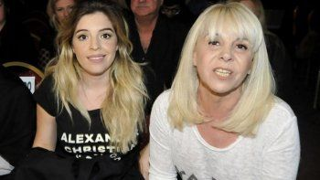 Dalma Maradona acompañó a Claudia Villafañe cuando se coronó ganadora de Masterchef Celebrity