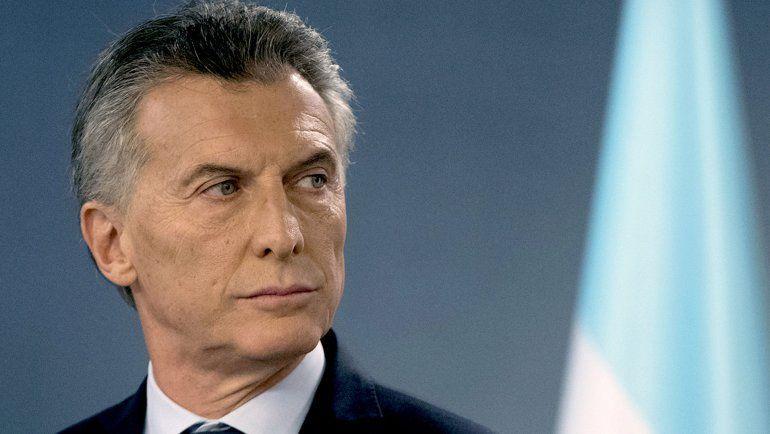 Macri: El peronismo es ahora el partido de los que no trabajan