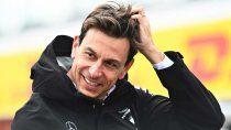Toto Wolff se refirió a la continuidad de Lewis Hamilton en la Fórmula 1