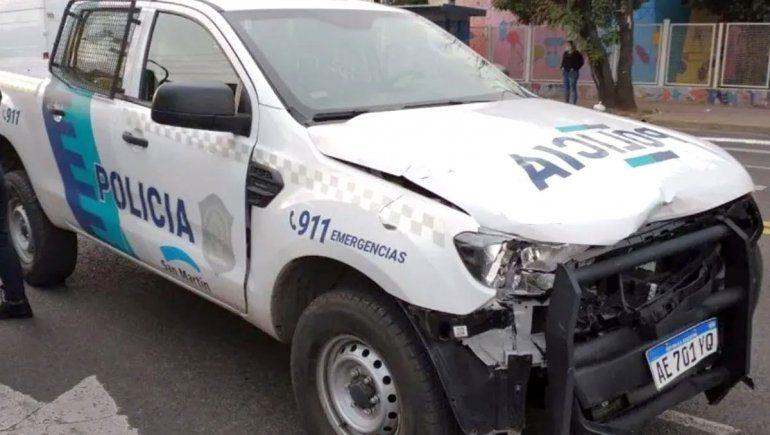 Apresan a una policía por arrollar y matar a un motociclista