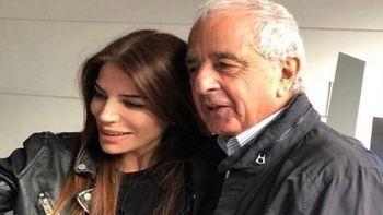 Zulemita Menem en pareja con Rodolfo DOnofrio