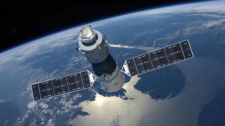 Los restos de una estación espacial podrían caer en Neuquén