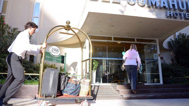 La hotelería sigue complicada, inactiva y sin perspectivas
