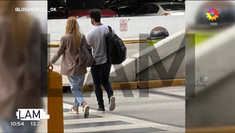 Nicole y Urcera viajaron a Miami: ¿escapada romántica o de vacunación?