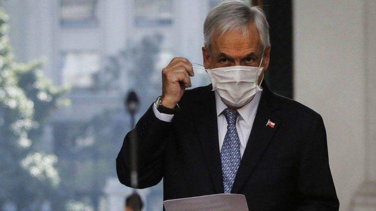Piñera espera ponerle fin a la emergencia