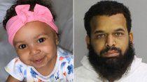 aberrante: violo a su hija de 10 meses hasta matarla