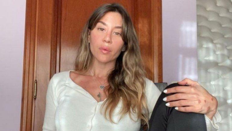Jimena Barón indignada por la nueva cancelación de su show: Maldita pandemia