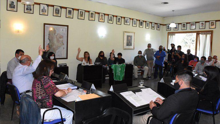 Piden destitución de un fiscal por lo del Concejo de La Angostura
