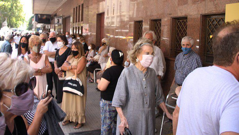A Capital se le complicó la vacunación y Nación ofreció ayuda