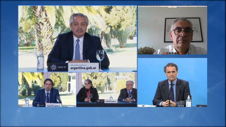 Fernández anunció obras para dos universidades de la región