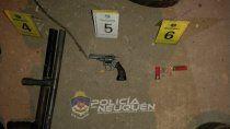 balearon la casa de un joven asesinado y respondieron con mas tiros
