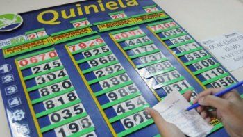 Conocé los resultados de la Quiniela de la Provincia de este miércoles | Imagen referencial