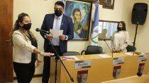 zapala tiene mayoria femenina en el concejo deliberante