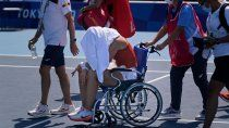 criticas en el tenis olimpico por las altas temperaturas