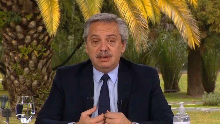 Alberto reclamó mayor dignidad para los presos