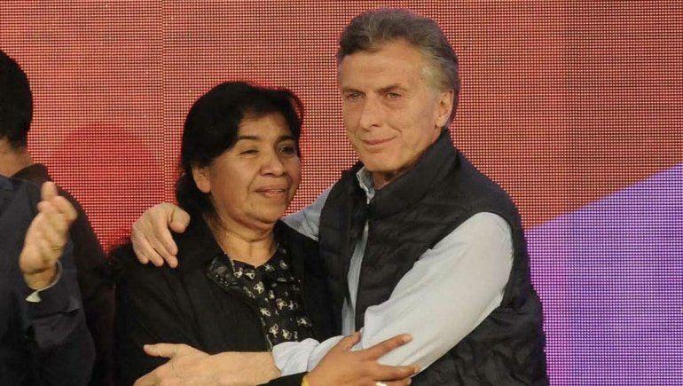 Margarita Barrientos: No voy a apoyar a ningún político más, ni a Macri