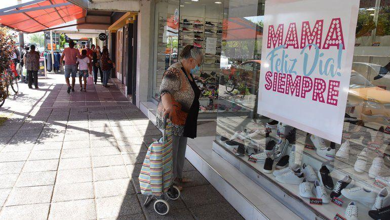 En pandemia, los comerciantes venden un 70% menos para el Día de la Madre