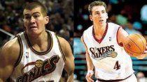 El Colorado y Pepe, dos genios del básquet nacional y pioneros en la NBA