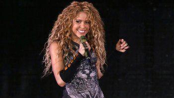 shakira vendio el 100 por ciento de sus derechos musicales