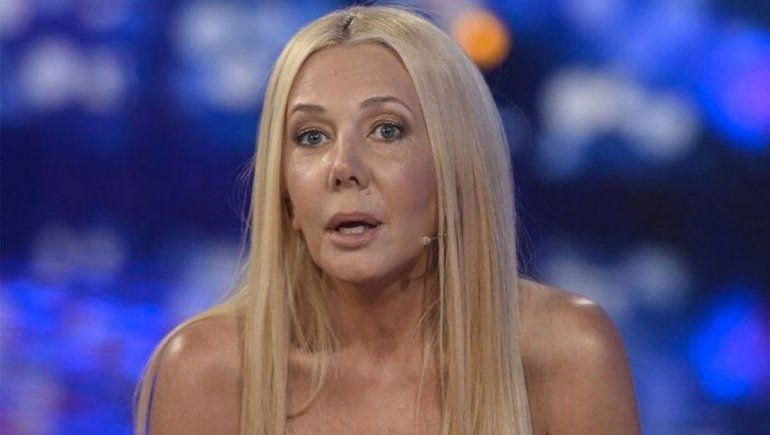 Abusador: Mariana Nannis fue contra Claudio Caniggia