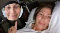 celina rucci revelo que tuvo cancer, tras una emotiva salida con amigos