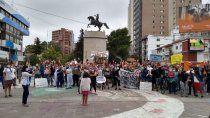 otro dia de protestas: marcharan trabajadores de salud
