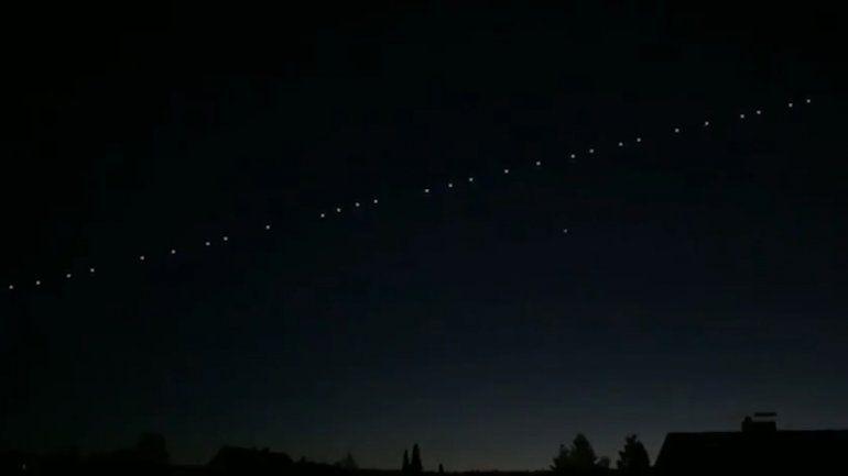 ¿Cuándo se volverán a ver las luces en el cielo del Alto Valle?