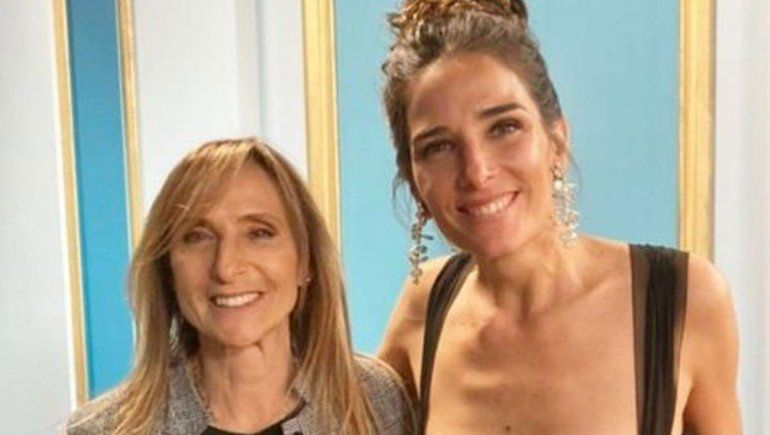 Gladys Florimonte habló del cruce con Juanita Viale