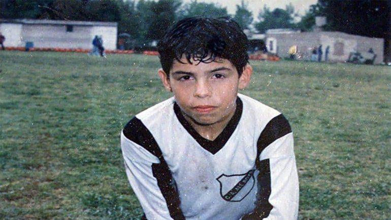 Antes de llegar a Boca, Carlos Tevez jugó cinco años en las categorías inferiores de All Boys.
