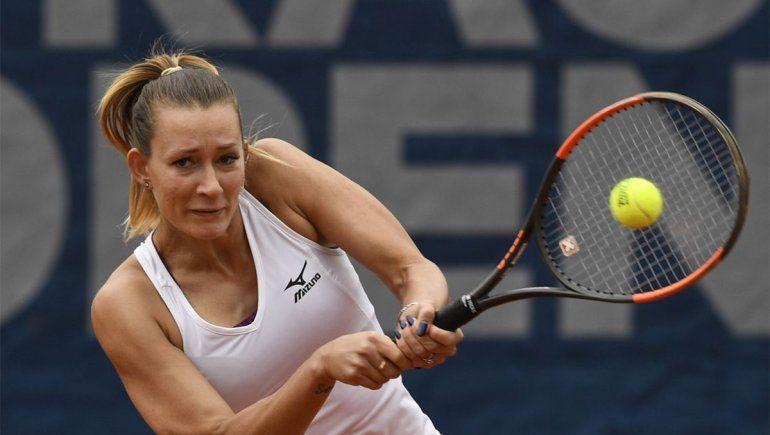 Detienen a tenista rusa sospechada de arreglos: mirá las jugadas sospechosas