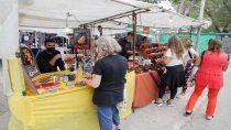 la feria de la pergolita festeja sus 25 anos