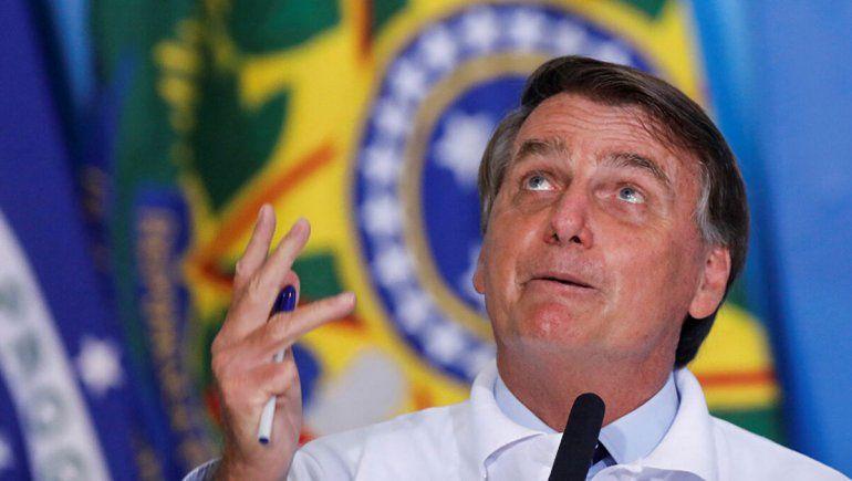 Brasil: pidieron el juicio político contra Bolsonaro