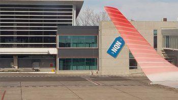 Ponen en marcha nueva ruta aérea a Neuquén y suspenden otra