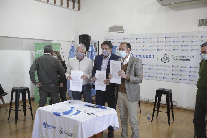 Centenario, El Chañar y Vista Alegre se suman a Neuquén en la separación de residuos