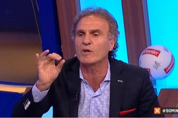 Estalló Ruggeri: Pendejos de mierda, falsos, sé quienes cobraron sobres