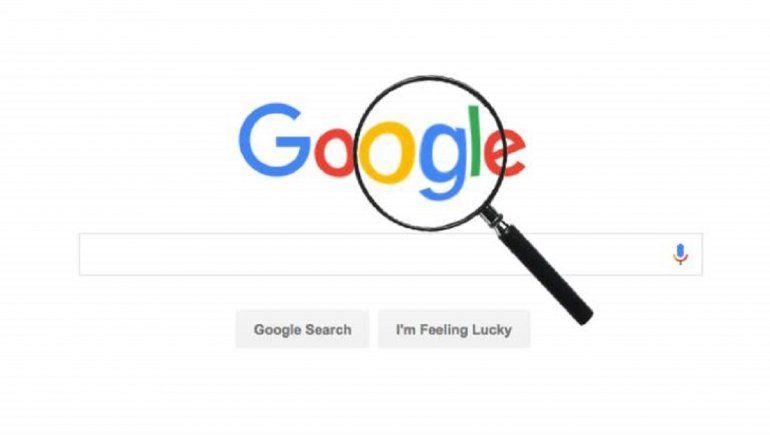 El video de TikTok sobre los datos que guarda Google también fue publicado en YouTube
