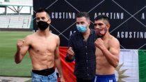 romero, el primer campeon del boxeo neuquino del ano